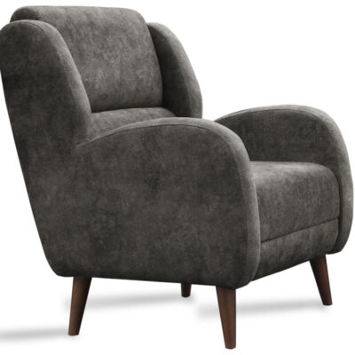 fotelja nađa siva