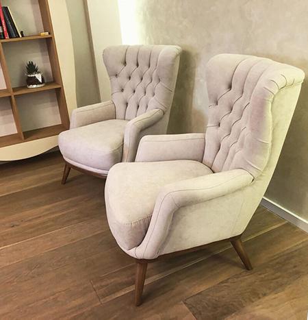 Fotelja Bajka