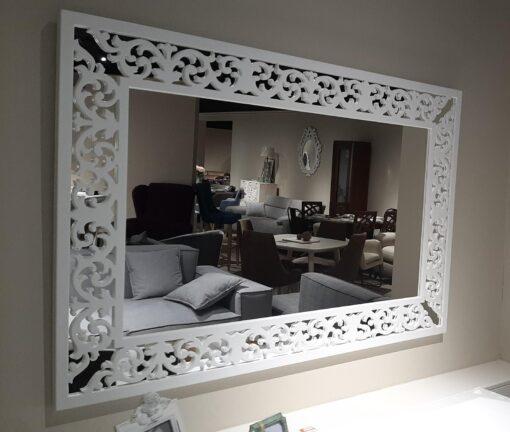 barok ogledalo duborez