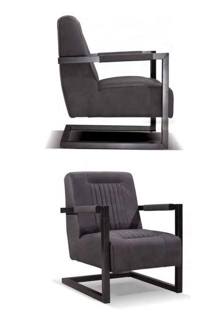 loft fotelja