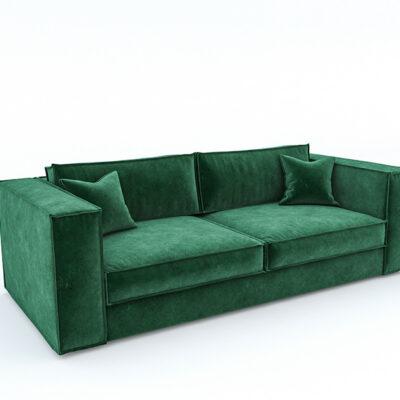 Sofa Amsterdam zelena